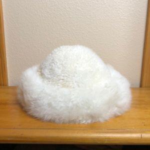 100% Alpaca Fur Hat